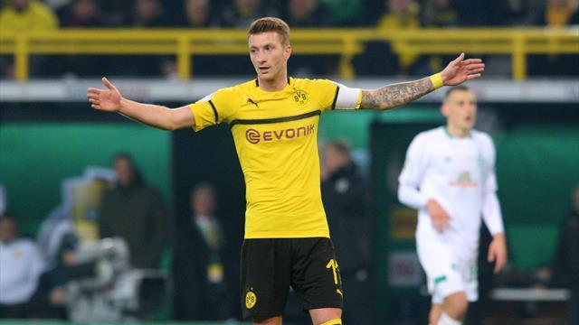 Coup dur pour Dortmund : Reus va manquer Tottenham