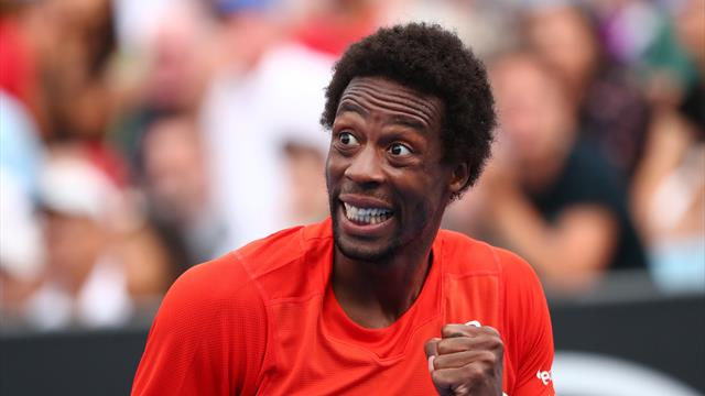 Monfils makes impressive start at Sofia Open
