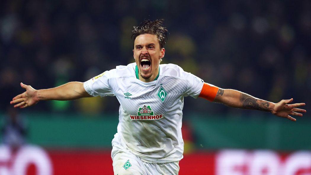 Borussia Dortmund Sv Werder Bremen Werder Haut Bvb In Epischem