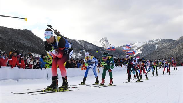 Neuer Zeitplan: Kälte wirbelt Biathlon-Weltcup in Canmore durcheinander