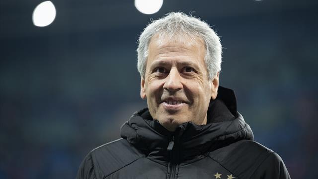Borussia Dortmund Will Mit Lucien Favre Vorzeitig Verlängern