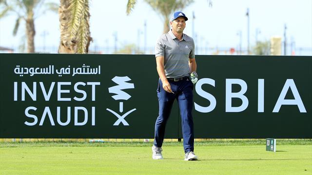 Koepka tells Garcia to 'grow up' after Saudi meltdown