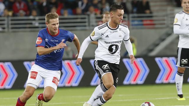 RBK-spiller lånes ut til svensk fotball