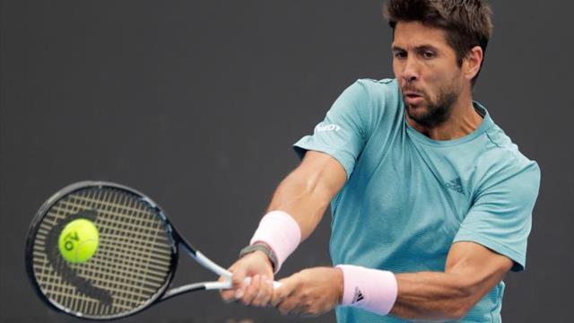 ATP Sofía: Verdasco demuestra que sigue en forma con un cómodo triunfo