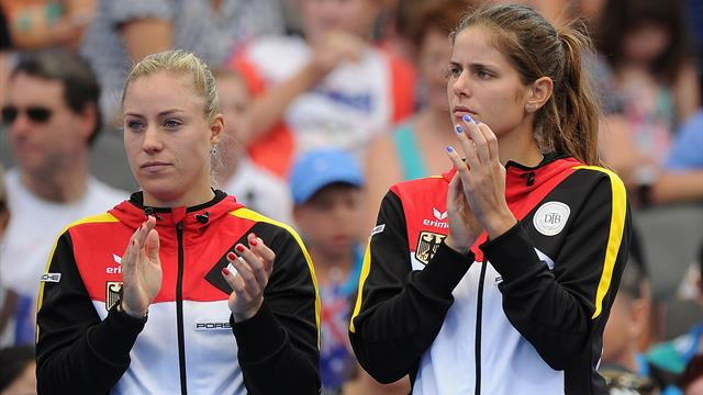 Ohne Kerber und Görges: Gerlach setzt im Fed Cup auf den Heimvorteil