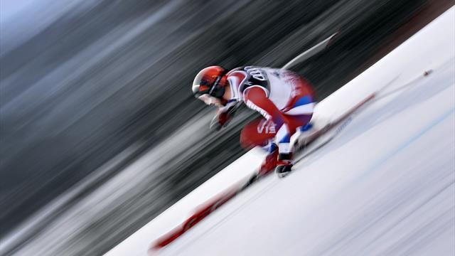 Alpine Skiën | Run Maarten Meiners