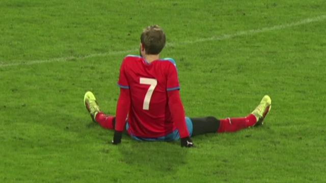 VIDEO - Hilarious own-goal from Denmark