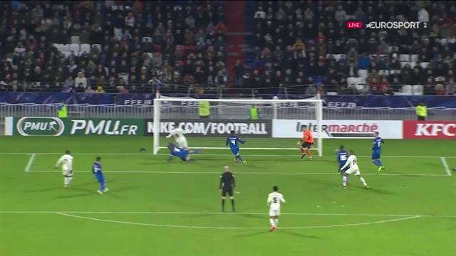 102e minute de jeu, Draxler délivre le PSG : son but en vidéo