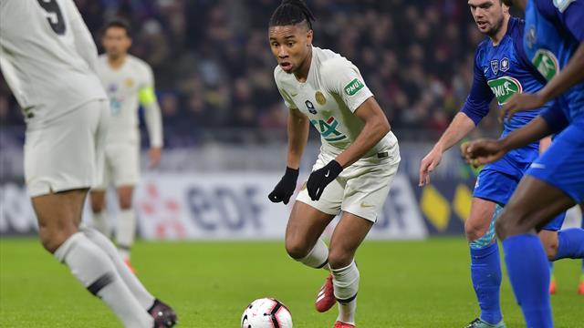 Copa de Francia, Villefranche-PSG: Solo al final de la prórroga (0-3)