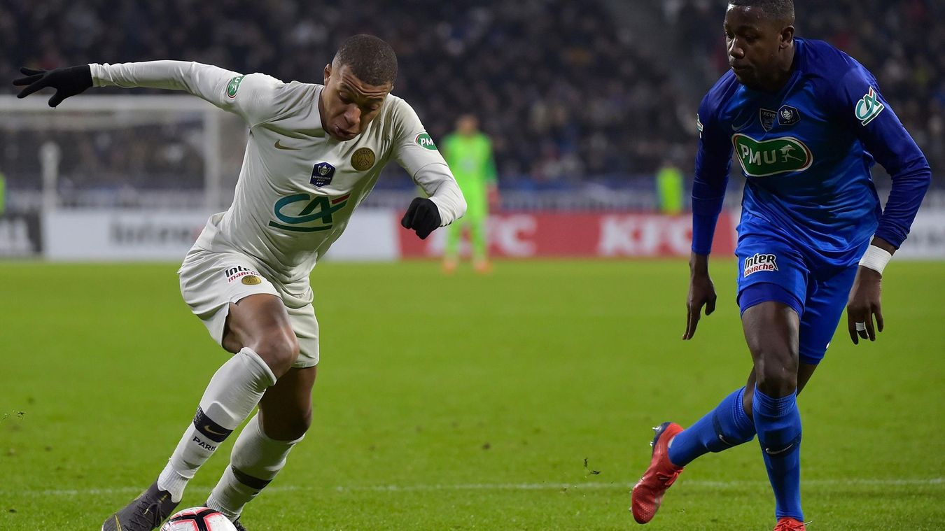 Villefranche 0-3 Paris Saint-Germain : Le PSG écarte Villefranche après prolongation