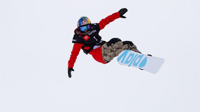 Mundiales Snowboard: Queralt Castellet se mete en la final de half pipe