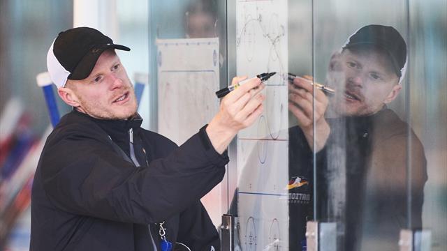 Erste Niederlage für Eishockey-Bundestrainer Söderholm