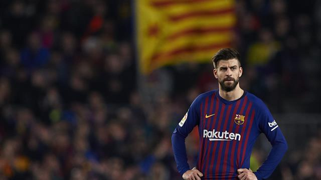 'Pique is the best CB in the world': Fans react to 'monstrous' Clasico performance