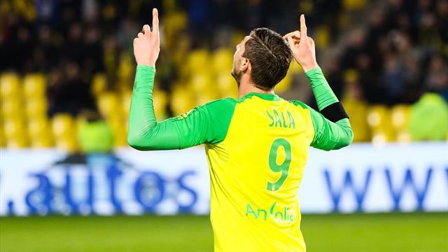 Le retrait du numéro 9 n'est peut-être pas définitif à Nantes