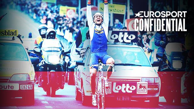 "Jacky Durand : ""Quand Eddy Merckx me dit 'gamin, tu vas gagner le Ronde', c'est dieu qui me parle"""