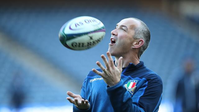 """Conor O'Shea: """"Far vincere l'Italia vale una carriera intera, abbiamo un grande futuro"""""""