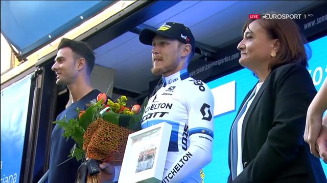 Vuelta Comunidad Valenciana 2019 (2ª etapa): Trentin gana a Bouhanni un complicadísimo esprint
