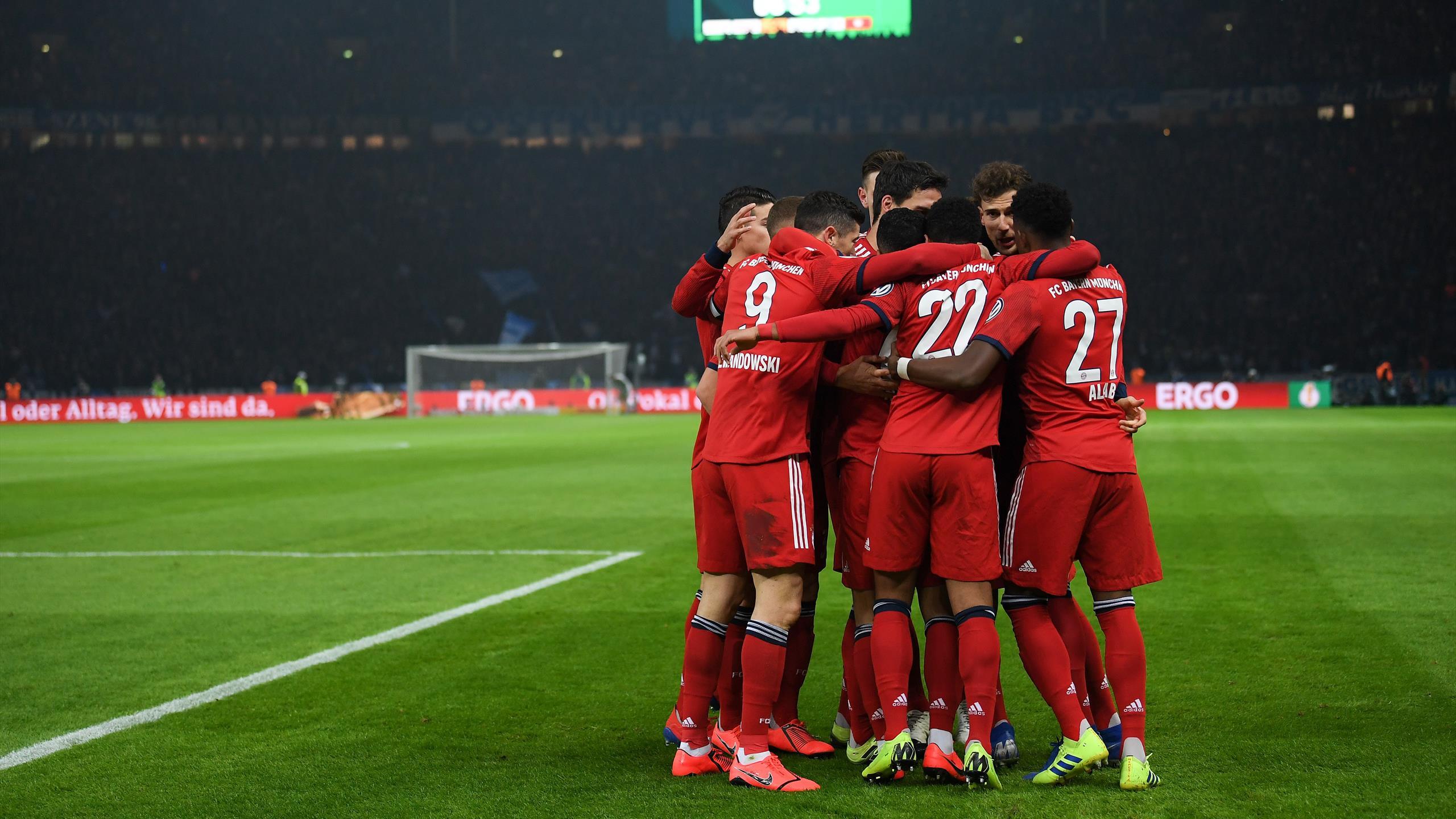 Футбол кубок германии прямая трансляция бавария дармштадт