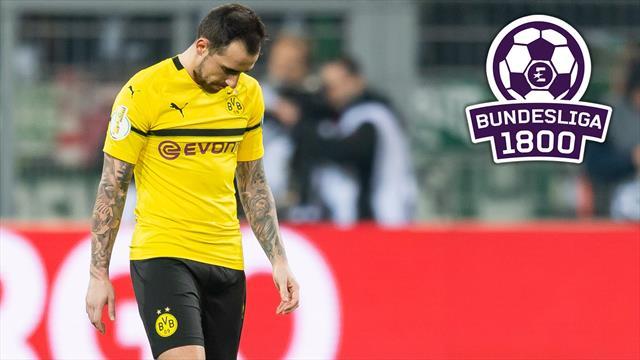 Anna Kraft bei Bundesliga 1800 #88: Der BVB lässt Federn