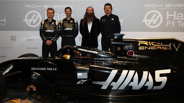 Haas change de look