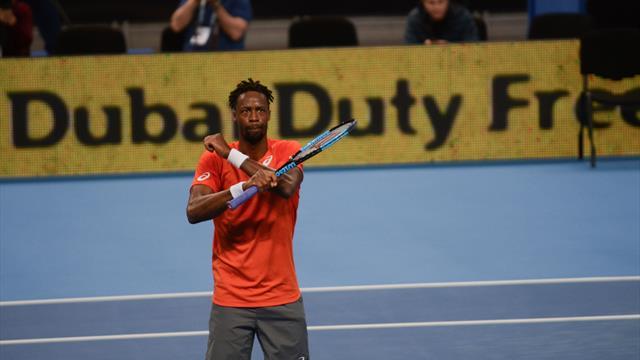 Gaël Monfils bat Stefanos Tsitsipas et rejoint les demi-finales — ATP Sofia