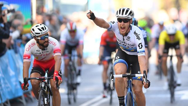 Wielrennen | Trentin wint tweede etappe Ronde van Valencia
