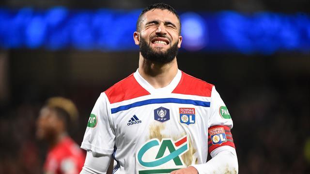 Fekir n'est pas du déplacement à Monaco