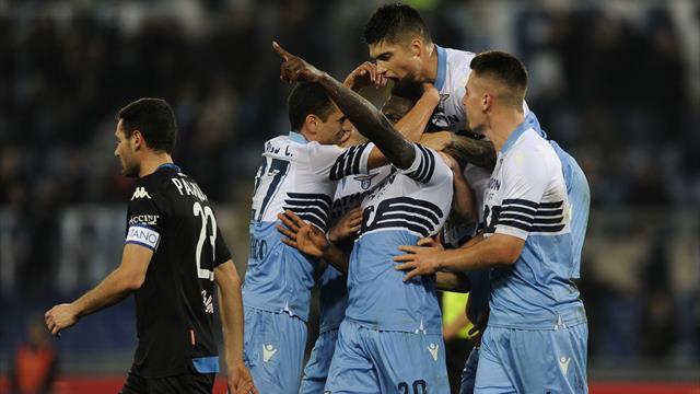 Lazio da Champions League: 1-0 sofferto all'Empoli, biancocelesti quarti