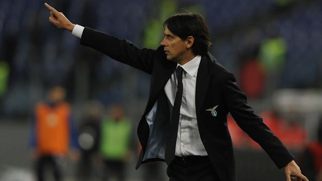 "Lazio, Inzaghi: ""Niente rischi per Immobile, Milinkovic salterà due partite"""