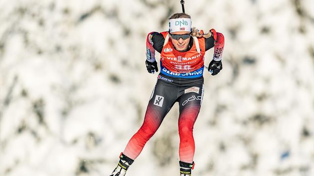 Après Boe, Eckhoff place encore la Norvège tout en haut