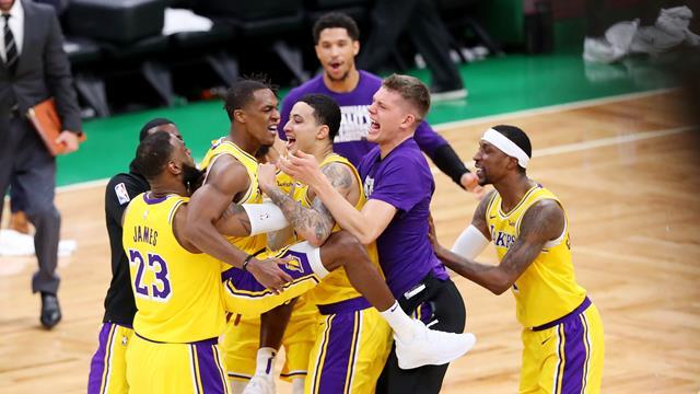 Rondo décisif contre les Celtics, Toronto et Indiana impitoyables