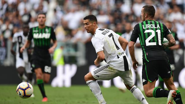 Sassuolo-Juventus canale privilegiato, tra sinergie di mercato e diritti di riacquisto