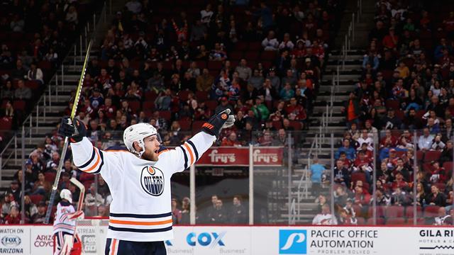Erfolgreicher Spieltag für deutsche NHL-Profis: Draisaitl trifft, Greiss pariert