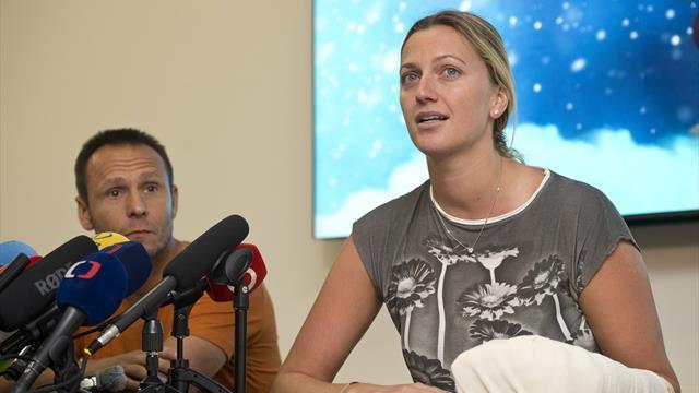 El agresor de Petra Kvitova, sentenciado a prisión