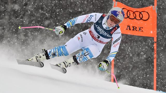 Miller: Vonn is a warrior... she can figure out a way to win Downhill