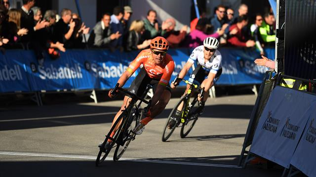 Van Avermaet powers to Volta a la Comunitat Valenciana Stage 3 win