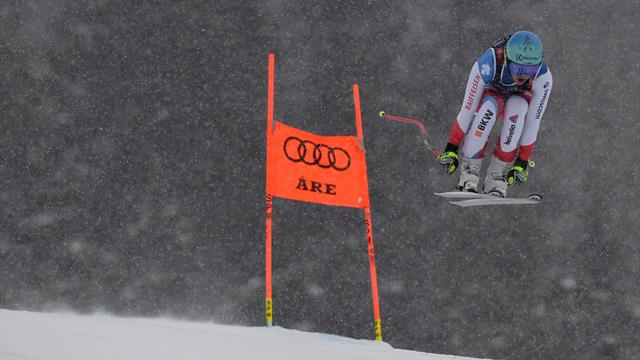 'That is a brilliant ski' - Holdener defends Combined world title