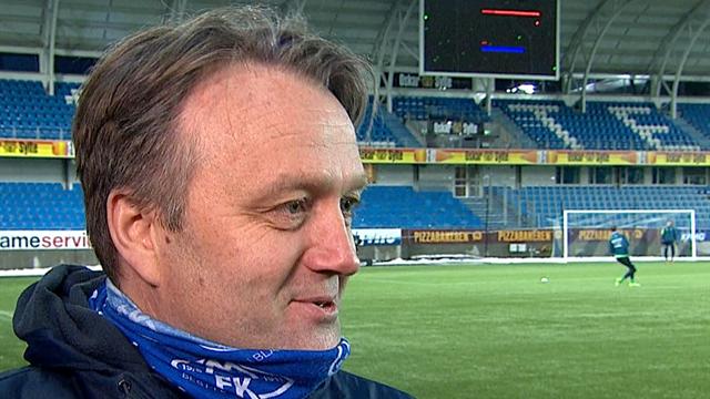 Molde-treneren om det første møtet med Bjørnbak