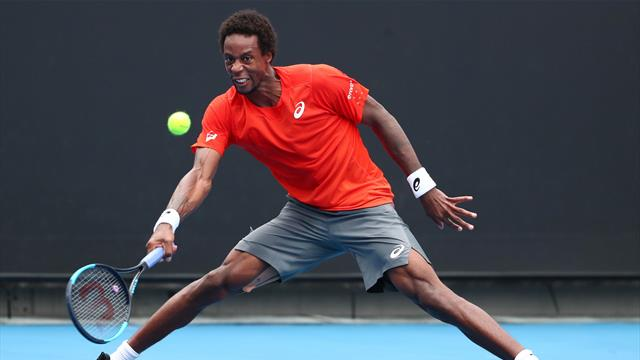 Merciless Monfils hands Tsitsipas lesson in Sofia