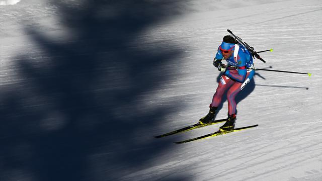 Сборная России взяла бронзу в эстафете, победила Норвегия