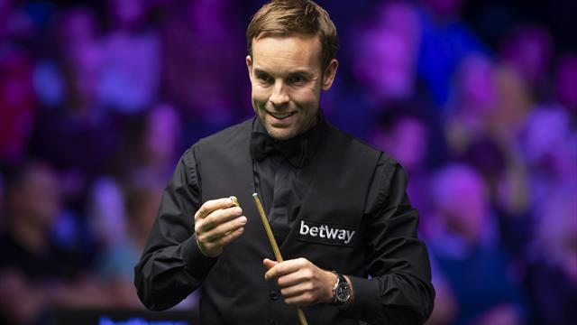 Carter ends White's Crucible hopes