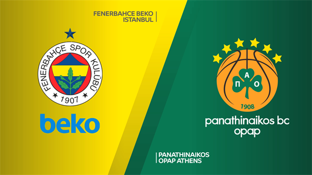 Highlights: Fenerbahce Beko-Panathinaikos OPAP 85-66