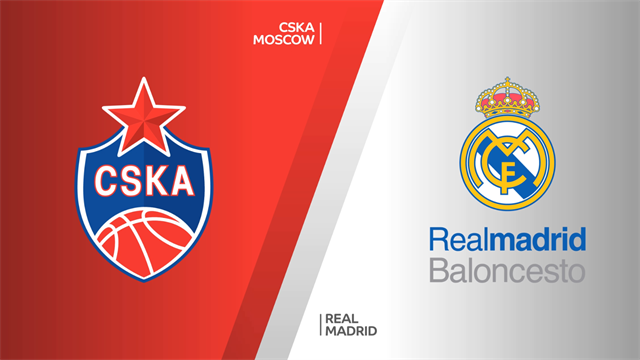 Highlights: CSKA Mosca-Real Madrid 82-78