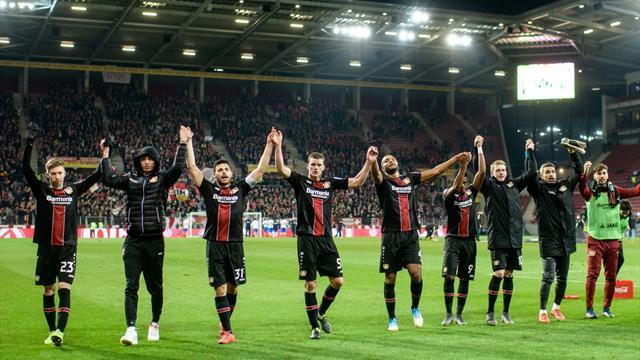 """Reaktionen zum Bayer-Sieg: """"Ganz recht können wir es dem Trainer nie machen"""""""
