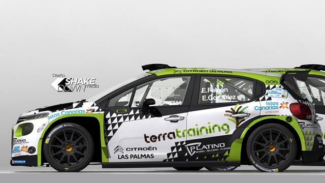 ERC Ladies' Trophy winner Falcón goes for green, white and black