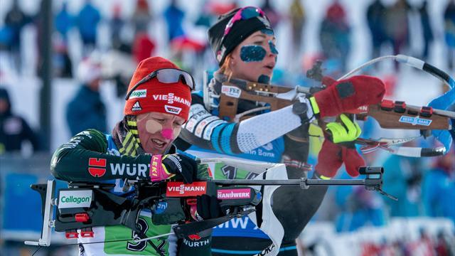 Мужской и женский спринты в Кэнморе перенесли на воскресенье из-за мороза