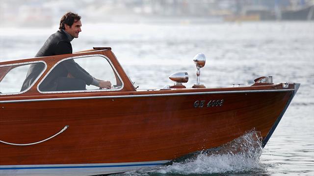 Madrid ou Rome plutôt que Monte-Carlo : Federer prépare son retour sur terre
