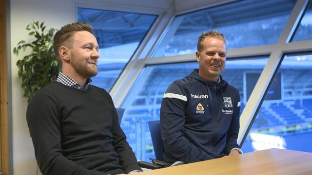 Eurosports Eliteserie-podcast: KBK-treneren om sitt store idol og hvem skal erstatte McDermott?