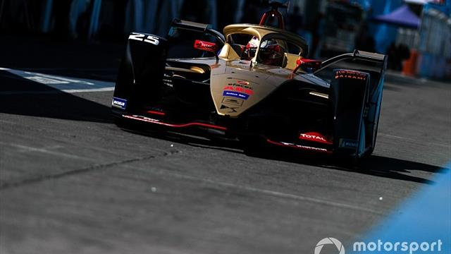 "Vergne hits out at Formula E's new ""lottery"" qualifying"