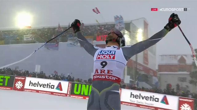 Run of the Day: Svindal says goodbye in style